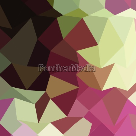 claret red abstract low polygon background