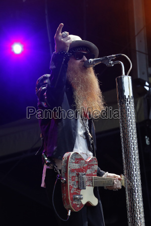 zz top konzert in der zitadelle
