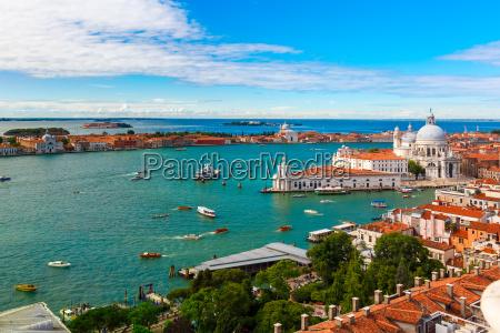view from campanile di san marco