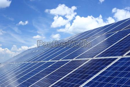solare stromerzeugung
