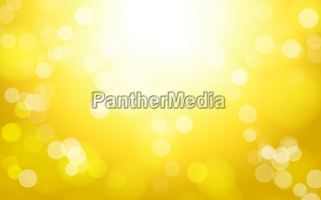 abstract golden light background