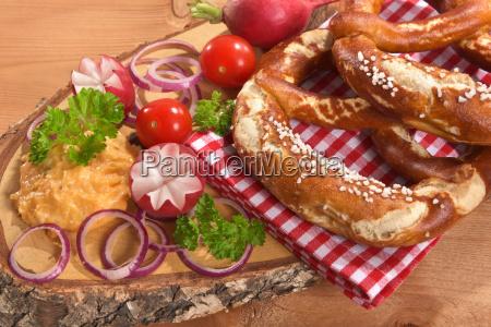 bayerisches fruehstueck