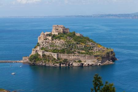 castello aragonese ischia