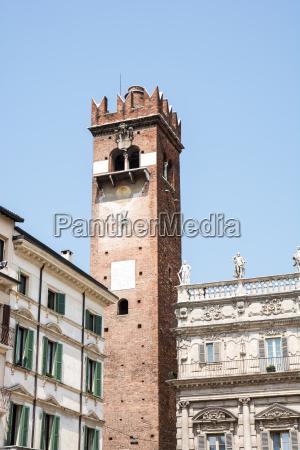 torre del gardello in verona