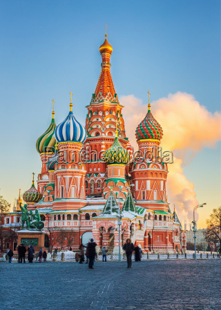 st basil39s cathedral in moscow