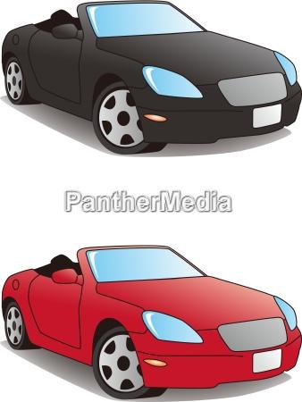 sportwagen cabrio