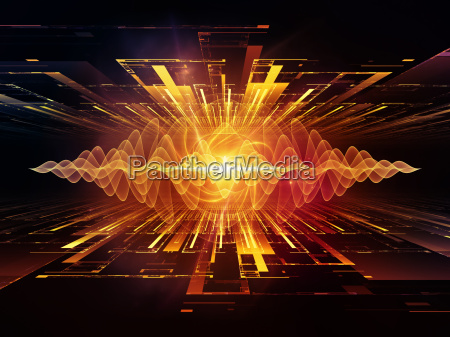 visualization of light waves