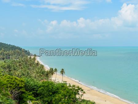 seascape strand in nakhon si thammarat
