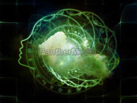 elemente, der, inneren, geometrie - 14499057