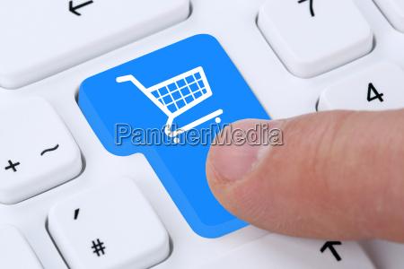 online shopping bestellen und einkaufen im