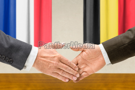 representatives of france and belgium join