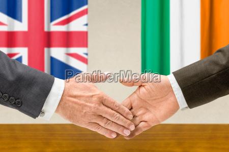 representatives great britain and ireland join