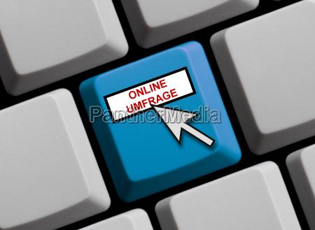 computertastatur online umfrage
