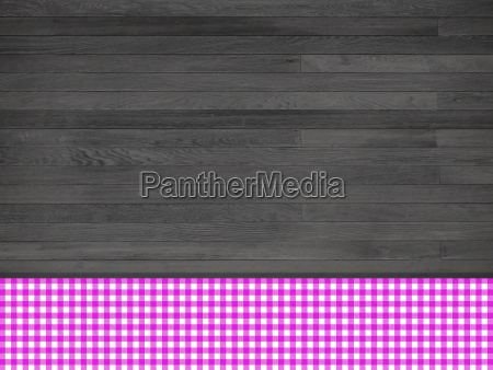 vintage background gray wood and pink