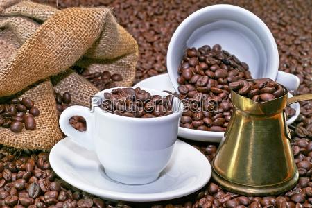 tuerkische kaffeekanne