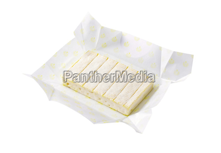 soft cheese with thin white rind