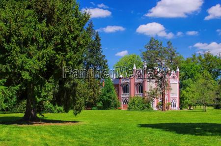 woerlitzer park gotisches haus english