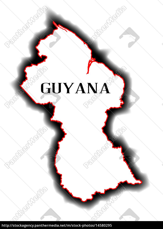 guyana - 14580295