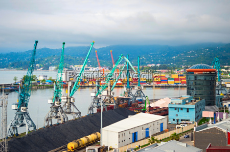 batumi commercial port georgia