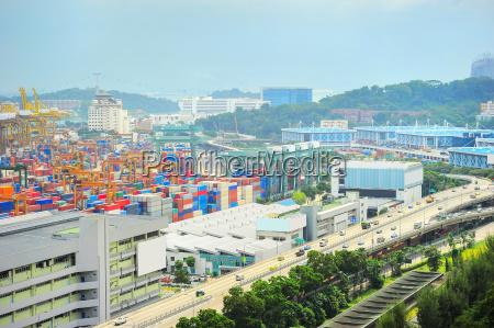 singapore industrial suburb