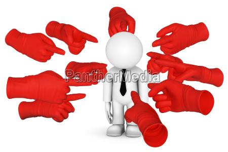 ufficio spettacolo mano mani dito opzionale