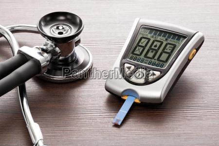 glukometru aby sprawdzic poziom cukru we