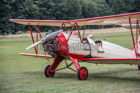 startende kleinflugzeuge