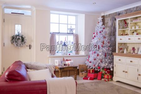weihnachten home