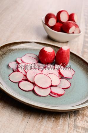 delicious radishes