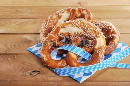 bayerische brezeln