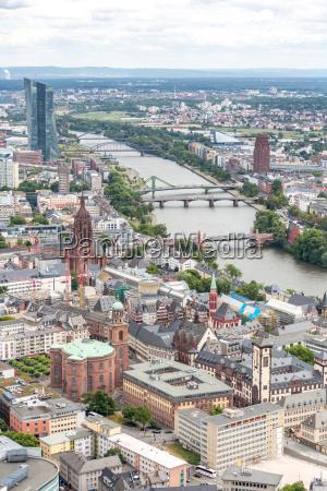 luft frankfurt deutschland