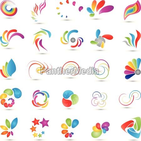 spiralen sammlung logo multimedia