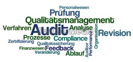 word cloud audit