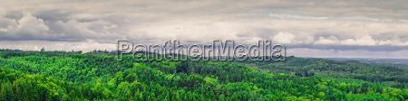 panorama landschaft aus daenemark