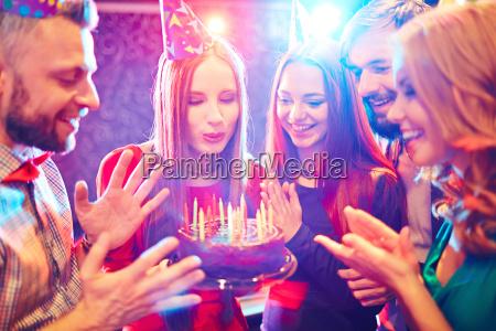 splendid birthday party