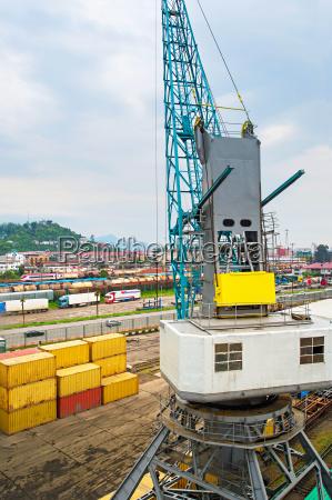 georgia commercial port