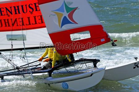 sylt sailing week