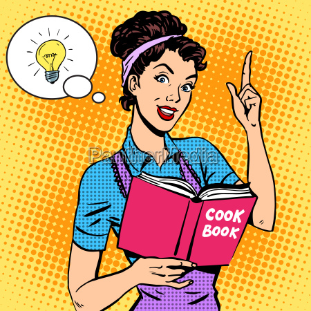 ideen kochbuch hausfrau