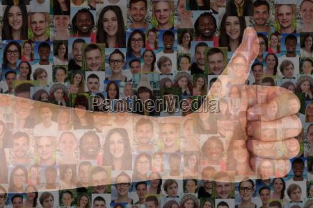 success thumbs up success success sign