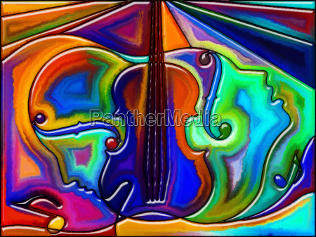 melody of color