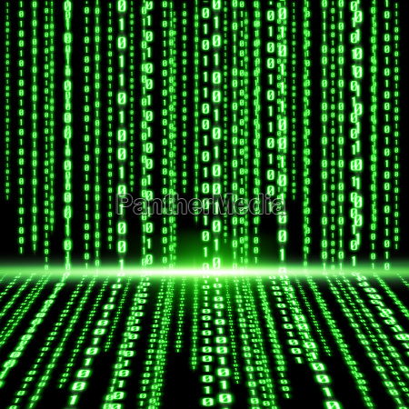 gruene binaer code
