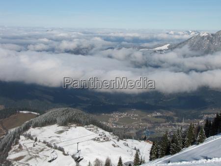 skilaufen am wilden kaiser