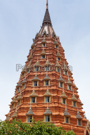 tempel wat tham sua thailand