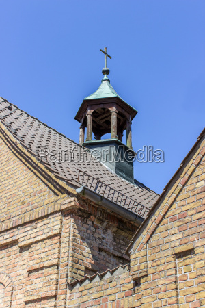 bell tower of a chapel