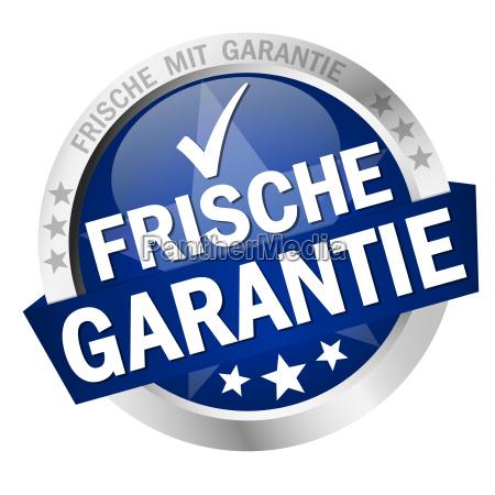 button fresh guarantee