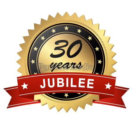 jubilee medallion 30 years