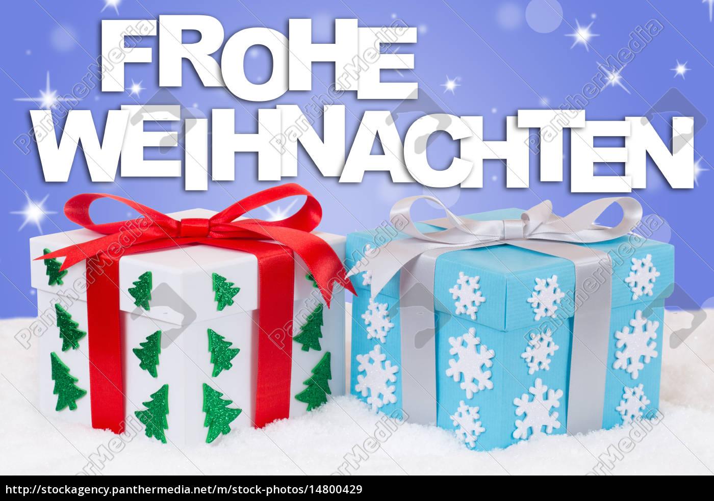 Weihnachtsgeschenke Geschenke.Lizenzfreies Bild 14800429 Weihnachtsgeschenke Geschenke Frohe Weihnachten Weihnachtskarte