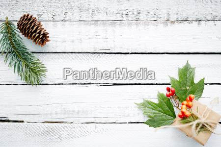 dekoration zu weihnachten
