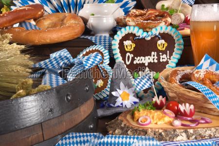 bavaria and oktoberfest