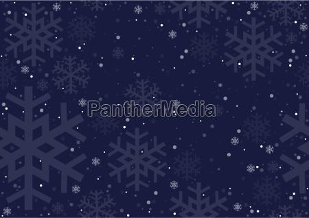christmas snowflakes textur